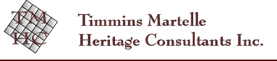 Timmins Martelle Heritage Consultants Inc.