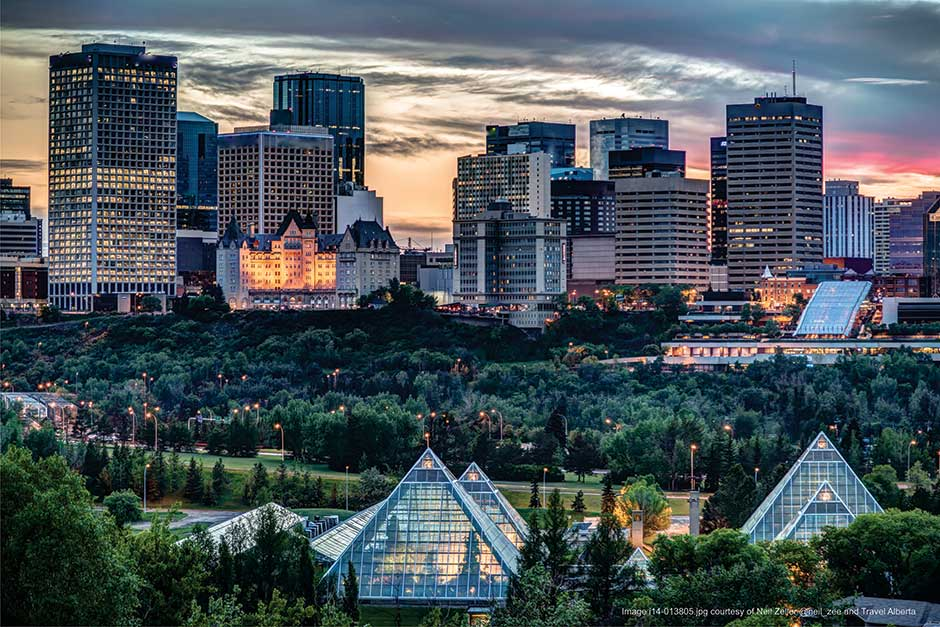 Edmonton courtesy of Neil Zeller