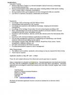 Archaeology and Referral Coordinator_Page 2