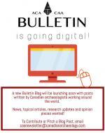 CAA/ACA Bulletin