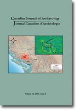 Canadian Journal of Archaeology Volume 44, Issue 2/Journal canadien d'archéologie volume 44, numéro 2