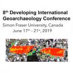 The 8th Developing International Geoarchaeology  (DIG) Conference