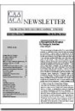 CAA Newsletter Volume 23 Issue 2