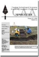 CAA Newsletter Volume 25 Issue 1