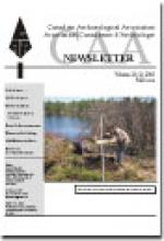 CAA Newsletter Volume 25 Issue 2