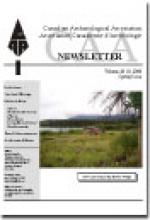 CAA Newsletter Volume 26 Issue 1