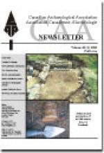 CAA Newsletter Volume 26 Issue 2