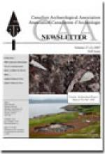 CAA Newsletter Volume 27 Issue 2