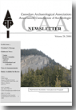 CAA Newsletter Volume 28 Issue 1 2008