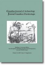 Journal canadien d'archéologie volume 31, numéro 3