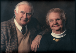 Margaret and James F. Pendergast
