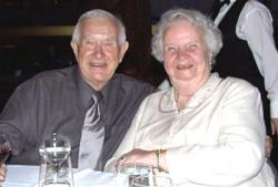 Margaret and Jim Pendergast, May 6, 2000